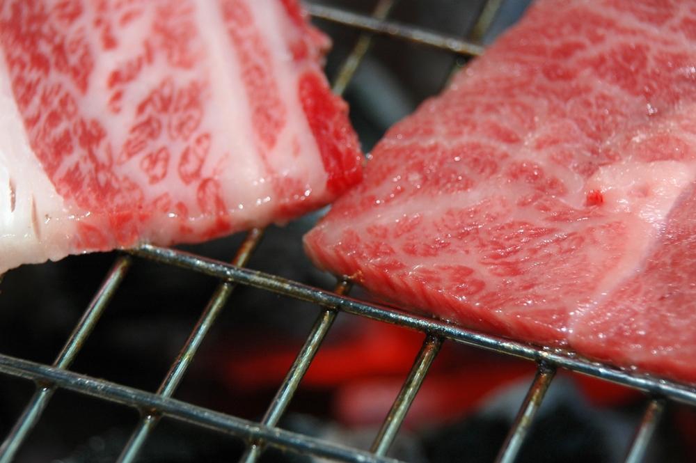 写真1:【とろける美味しさ】石見和牛肩ロース焼肉用450g