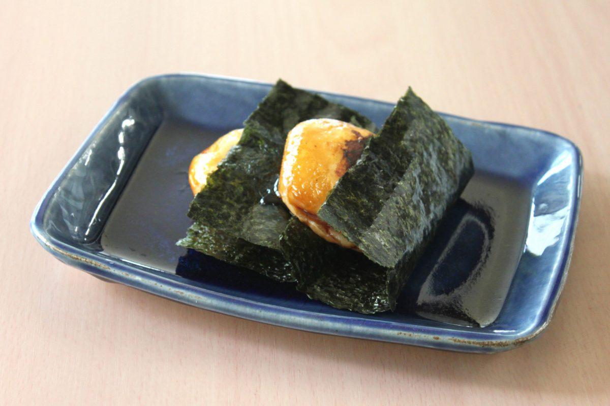 写真1:【ふるさと川本の一品】キムラ農産の杵つき平餅