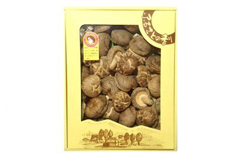 乾燥しいたけ(原木栽培)どんこ(4~5cm)200g
