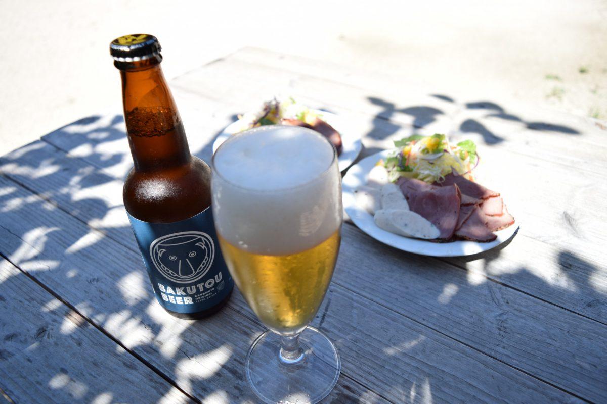 写真1:【川本の魅力が詰まってます】えごまビール(BAKUTOU BEER) 6本セット